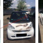 Auto von Denis Tomsic (AfD) beschädigt