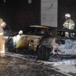 Drivenow-Carsharingautos brannten