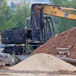 Baustellenfahrzeuge der JVA-Zwickau sabotiert