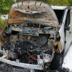Vonovia-Autos beschädigt und angezündet