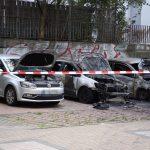 Autos von Deutsche Wohnen angezündet