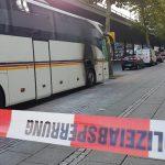 Bundeswehr-Reisebus angezündet