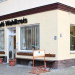 Steine und Hämmer gegen drei CDU-Büros und Sparkasse
