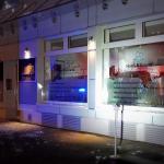 """Farbe, Steine und Hammerschläge gegen Eigentümerverein """"Haus und Grund"""""""