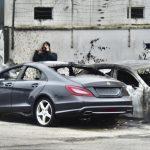 Sechs Autos bei Mercedes-Autohaus abgefackelt