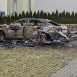 Auto und Carport von Hans-Joachim Klaudius (AfD) abgefackelt