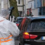 Auto von Hamburgs Innensenator Andy Grote (SPD) beworfen