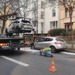 Auto von Gunnar Schupelius abgefackelt