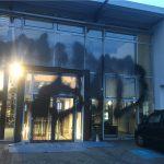 Bitumen gegen Mercedes Niederlassung