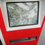 Fünf Fahrkartenautomaten zerstört