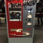 30 S-Bahn-Fahrkartenautomaten mit Bauschaum beschädigt