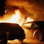 Auto eines Burschenschaftlers abgebrannt