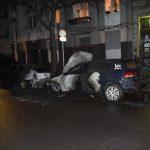 """Zwei Carsharing-Elektroautos von """"WeShare"""" ausgebrannt"""