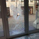 Scheiben an AfD-Büro wiederholt beschädigt