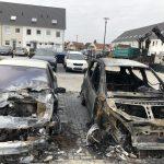 Auto einer AfD-Politikerin angezündet
