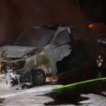 Auto eines AfD-Unterstützers abgefackelt