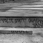 Graffiti-Serie im Stadtgebiet