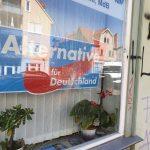 AfD-Büro beschädigt