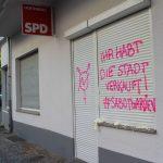 SPD-Büro, Streletzki Gruppe, Aeris angegriffen