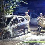Auto von Ronald Gläser (AfD) ausgebrannt