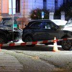 Feuer an zwei Porsche Cayenne SUV gelegt