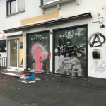 """Parteibüro vom """"3. Weg"""" angegriffen"""