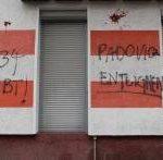 Häuser von Padovicz attackiert