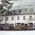 Brandanschläge auf Abschiebe-Infrastruktur