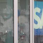 Scheiben an SAP-Zentrale eingeschlagen