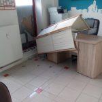 Scheibe von AfD-Büro kaputt