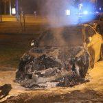 Auto von Tatjana Klinger (AfD) abgefackelt