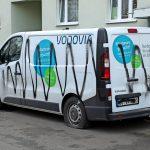 Firmenwagen von Immobilienfirmen beschädigt