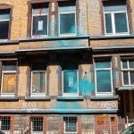 Farbe gegen leerstehende Immobilien