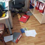 Unterlagen aus AfD-Büro entwendet