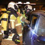 Auto von Hans-Jürgen Zickler (AfD) brannte