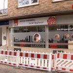 Scheiben eines SPD-Büros eingeworfen