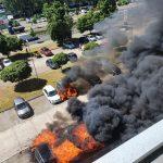 Brandanschlag auf Brandschutzprüfer der Rigaer 94-Eigentümer