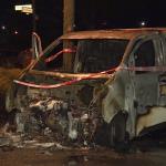 Brandanschläge auf Vonovia-Fahrzeuge und Angriff auf Büro