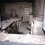 Feuer in an Knastbau beteiligtem Ingenieurbüro gelegt