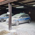 Molotow-Cocktail-Angriff auf Polizeiwache