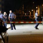 Steinwürfe auf Polizeiwache